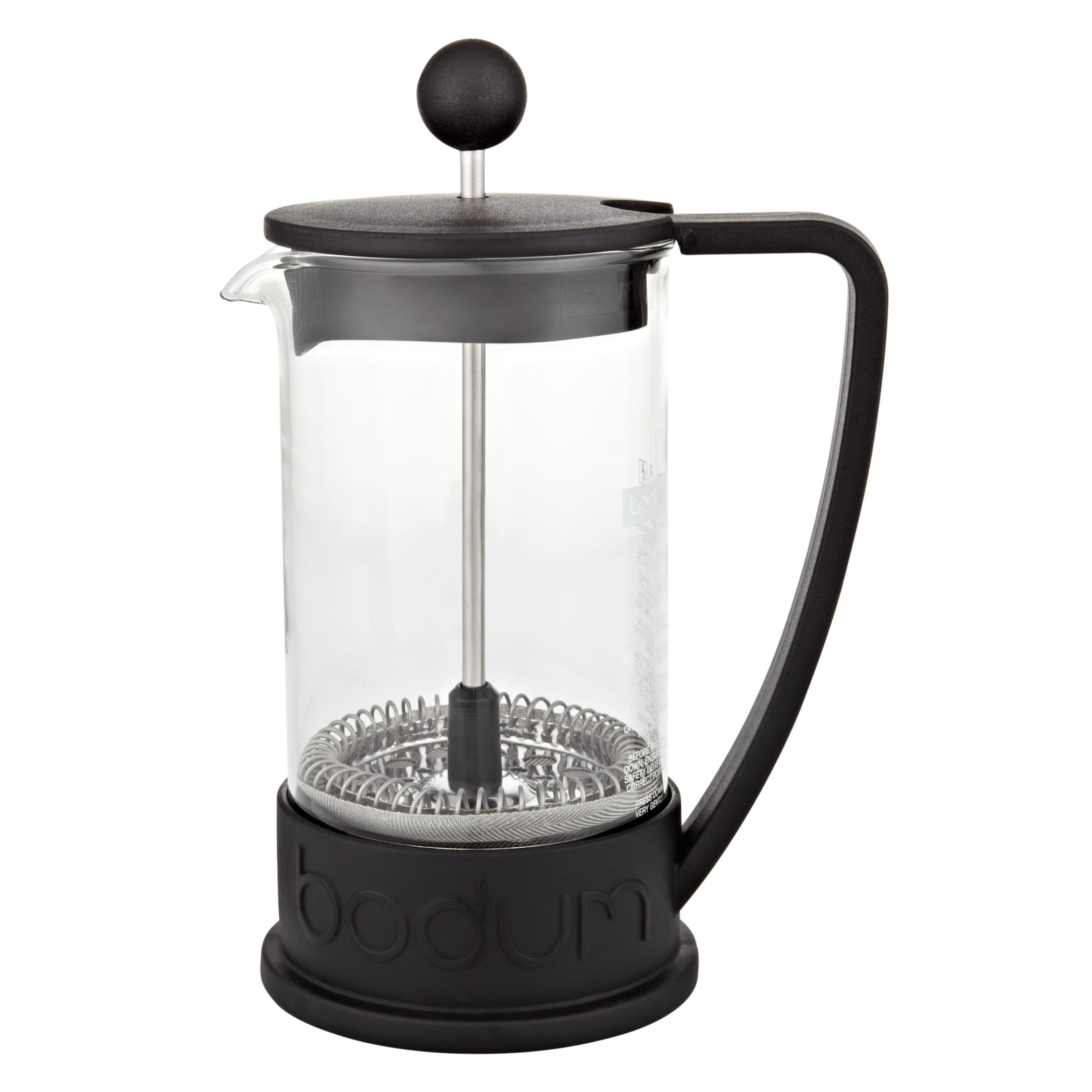 Italian Coffee Maker John Lewis : Buy Bodum Brazil French Press Coffee Maker John Lewis